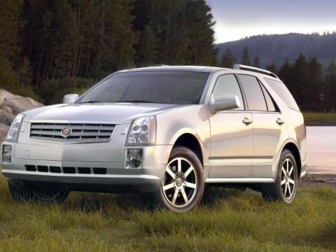 Technische Daten und Spezifikationen für Cadillac SRX