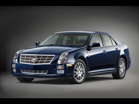 Technical specifications and characteristics for【Cadillac STS】