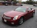 Technical specifications of the car and fuel economy of Cadillac XLR
