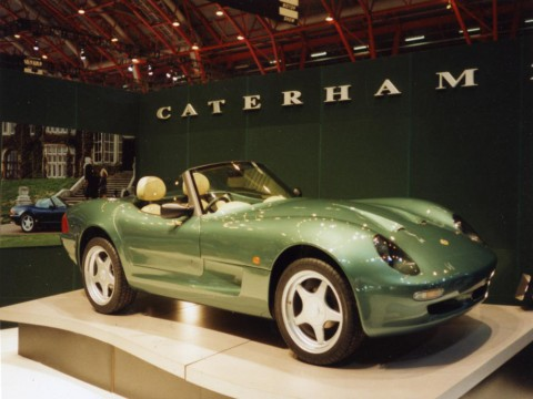 Technical specifications and characteristics for【Caterham 21】