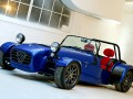 Technical specifications of the car and fuel economy of Caterham CSR