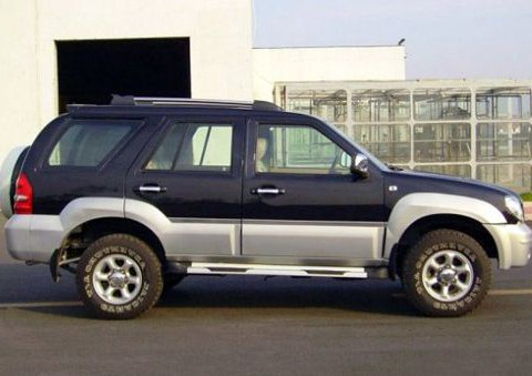 Technical specifications and characteristics for【ChangFeng SUV】