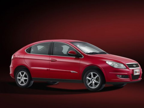 Technical specifications and characteristics for【Chery A3】