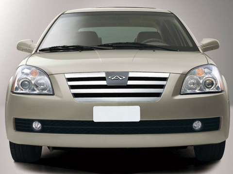 Technical specifications and characteristics for【Chery Fora (A21)】