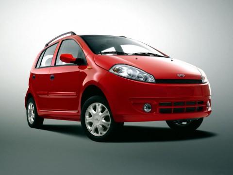 Technical specifications and characteristics for【Chery Kimo (A1)】