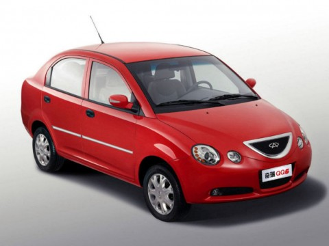 Technical specifications and characteristics for【Chery QQ6 (S21)】