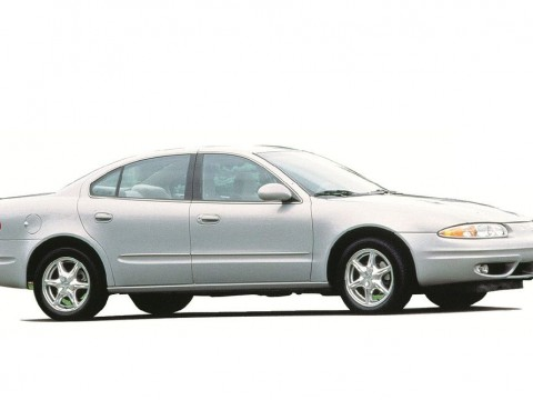 Technical specifications and characteristics for【Chevrolet Alero (GM P90)】