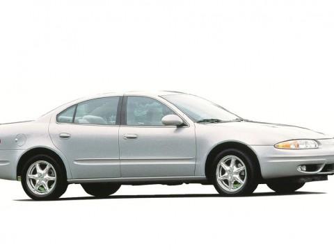 Caratteristiche tecniche di Chevrolet Alero (GM P90)