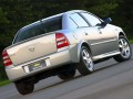 Technical specifications and characteristics for【Chevrolet Astra Sedan】