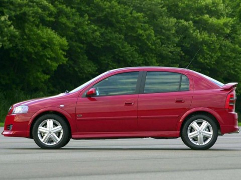 Technical specifications and characteristics for【Chevrolet Astra】
