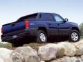 Especificaciones técnicas de Chevrolet Avalanche