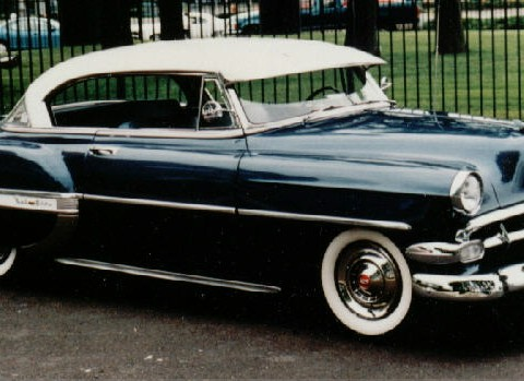 Technical specifications and characteristics for【Chevrolet Bel Air】