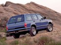 Technical specifications and characteristics for【Chevrolet Blazer I】