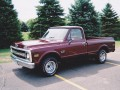 Technical specifications and characteristics for【Chevrolet C-10】