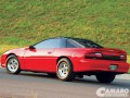 Technical specifications and characteristics for【Chevrolet Camaro IV】