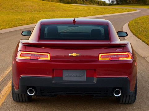 Technical specifications and characteristics for【Chevrolet Camaro V Restyling】