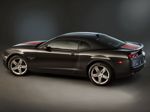 Technical specifications and characteristics for【Chevrolet Camaro V】
