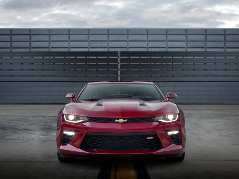 Technical specifications and characteristics for【Chevrolet Camaro VI】