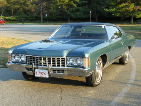 Technical specifications and characteristics for【Chevrolet Caprice (70)】