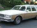 Technical specifications and characteristics for【Chevrolet Caprice Station Wagon】