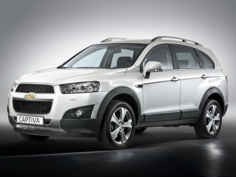 Technical specifications and characteristics for【Chevrolet Captiva II】