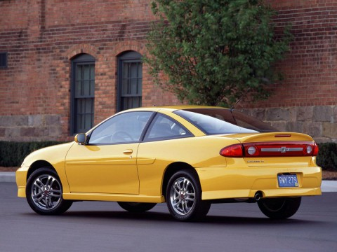 Technical specifications and characteristics for【Chevrolet Cavalier Coupe III (J)】