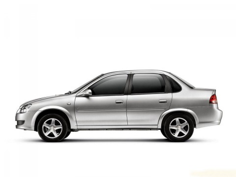 Technical specifications and characteristics for【Chevrolet Classic】