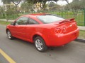 Technical specifications and characteristics for【Chevrolet Cobalt Coupe】