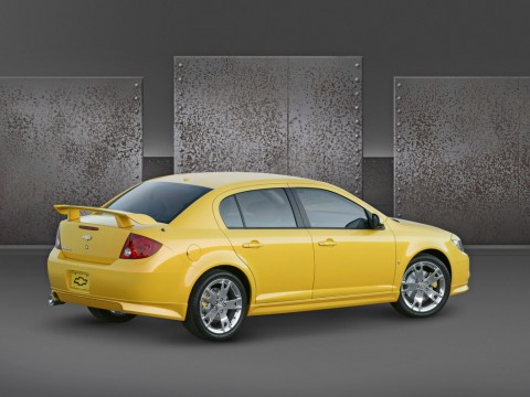Technical specifications and characteristics for【Chevrolet Cobalt】