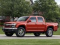 Technical specifications of the car and fuel economy of Chevrolet Colorado
