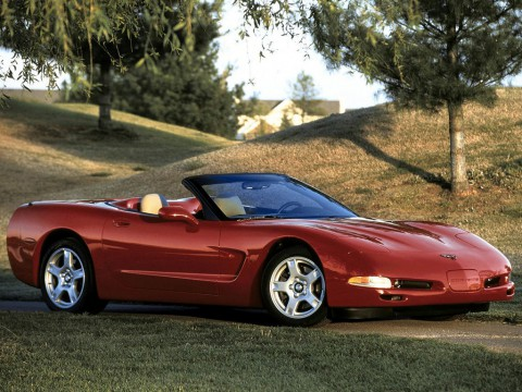 Technical specifications and characteristics for【Chevrolet Corvette Convertible (YY)】