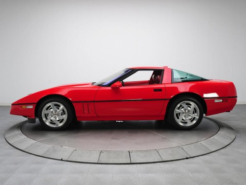 Technical specifications and characteristics for【Chevrolet Corvette Coupe IV】