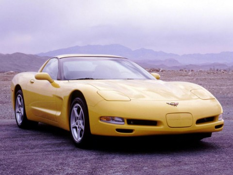 Technical specifications and characteristics for【Chevrolet Corvette Coupe (YY)】