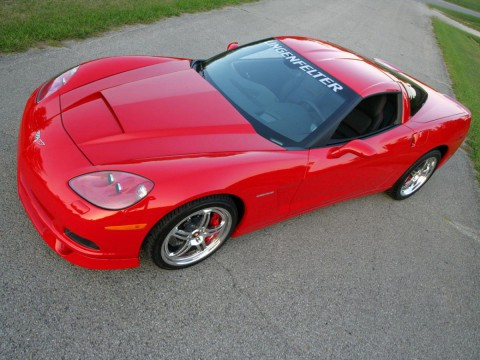 Technical specifications and characteristics for【Chevrolet Corvette Coupe (Z06/C6)】