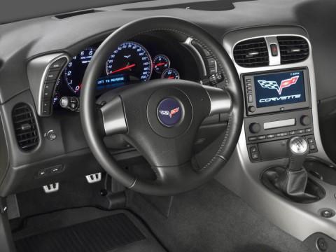 Caractéristiques techniques de Chevrolet Corvette Coupe (Z06/C6)