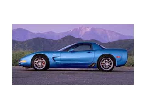 Technical specifications and characteristics for【Chevrolet Corvette Hardtop (YY)】