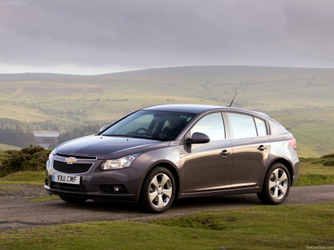 Technical specifications and characteristics for【Chevrolet Cruze Hatchback】