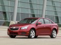Technical specifications of the car and fuel economy of Chevrolet Cruze