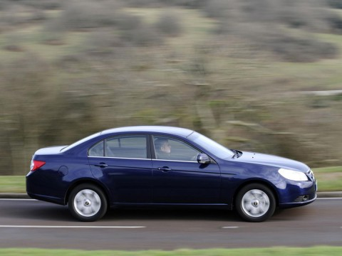 Technical specifications and characteristics for【Chevrolet Epica】
