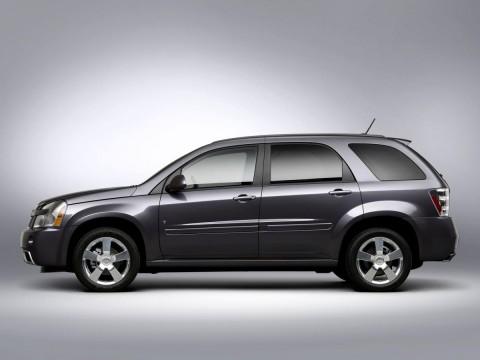 Especificaciones técnicas de Chevrolet Equinox