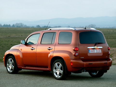 Technical specifications and characteristics for【Chevrolet HHR】