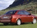 Technical specifications and characteristics for【Chevrolet Lacetti Sedan】