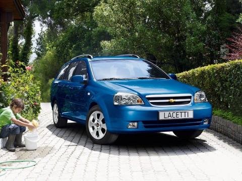 Technical specifications and characteristics for【Chevrolet Lacetti Wagon】