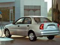 Technical specifications and characteristics for【Chevrolet Lanos】