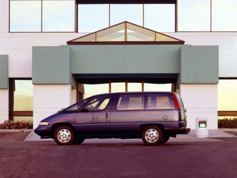 Технические характеристики о Chevrolet Lumina APV