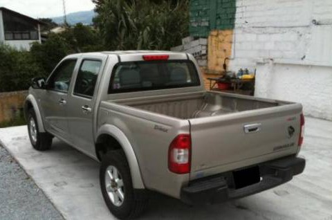Technical specifications and characteristics for【Chevrolet LUV D-MAX】
