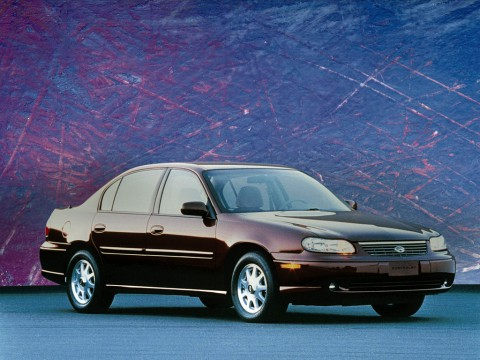 Technical specifications and characteristics for【Chevrolet Malibu V (GM90)】