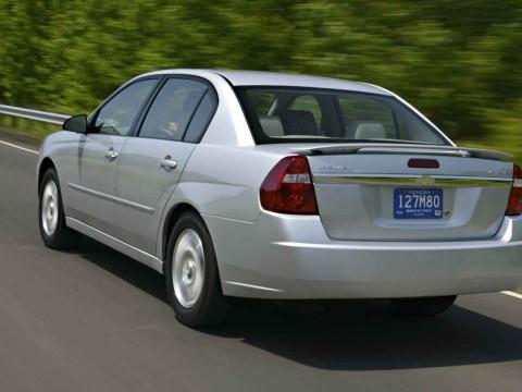 Technical specifications and characteristics for【Chevrolet Malibu VI (E)】