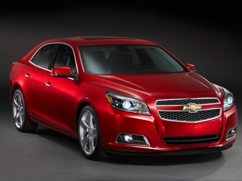 Technical specifications and characteristics for【Chevrolet Malibu VIII】