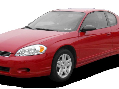 Technical specifications and characteristics for【Chevrolet Monte Carlo (W)】